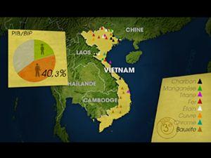 Movie pictures Dessous des Cartes - Un ou deux Vietnam ? La Croissance 2/2