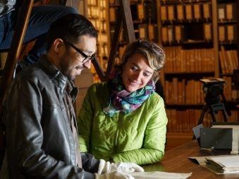 Movie pictures La villa Médicis, pour l'amour des arts
