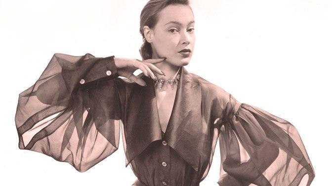 Movie pictures Paris couture 1945-1968