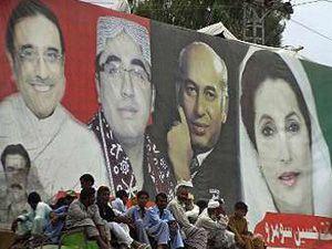Movie pictures La saga des Bhutto ou la politique dans le sang