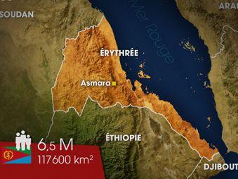 Movie pictures Dessous des cartes - Erythrée : aux origines des flux migratoires