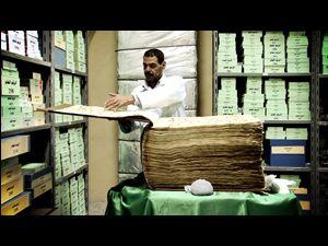 Movie pictures Le Coran, voyage aux origines du livre