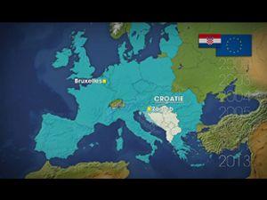 Movie pictures Le Dessous des cartes - Croatie à deux pas de l'EU