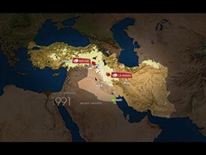 Movie pictures Dessous des Cartes - Kurdistan, un nouvel état au Moyen-Orient ?