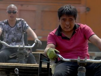 Movie pictures Quand la Sibérie sera chinoise
