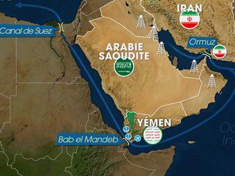 Movie pictures Dessous des cartes - Yémen, la porte des larmes