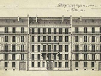 Movie pictures Dessous des cartes - Paris, la révolution Haussmann