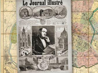 Movie pictures Le dessous des cartes - L'histoire de Paris 2/2